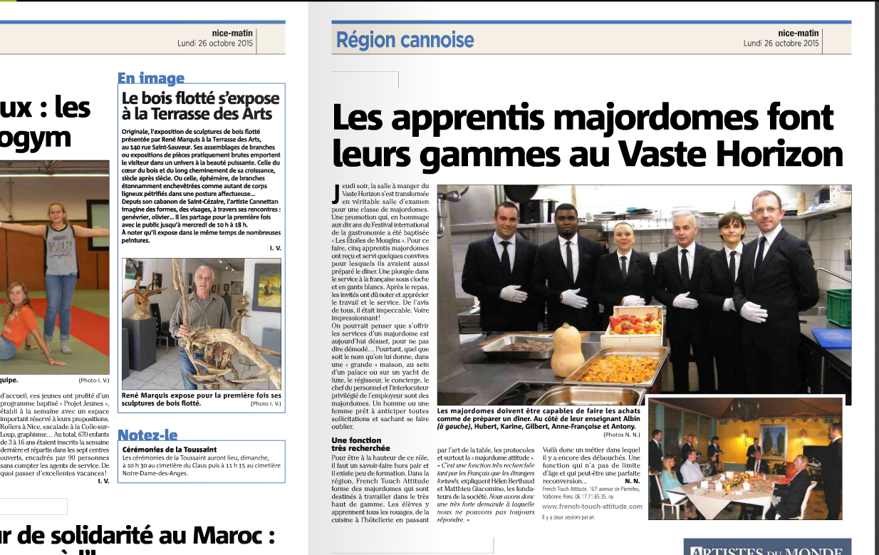Article Nice matin - image